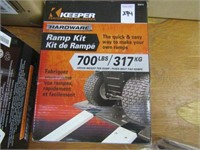 KEEPERS - RAMP KIT