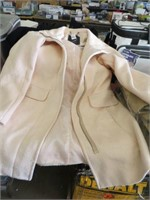 COAT - VINCE CAMUTO - PINK SIZE XS