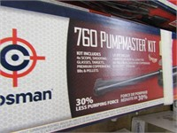 760 PUMPMASTER KIT - VARIABLE PUMP AIR RIFLE KIT