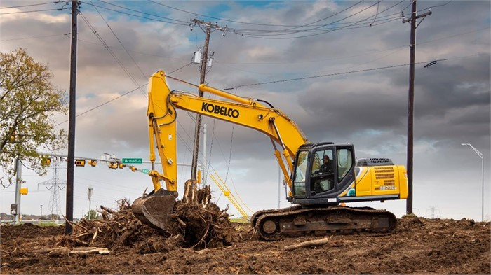 Kentucky Dealer R E P  Rents Adds Kobelco Excavators