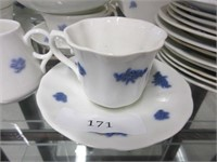 Antique Porcelain Ironstone Set