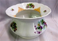 Early Porcelain Spitoon/Bowl- From Germany