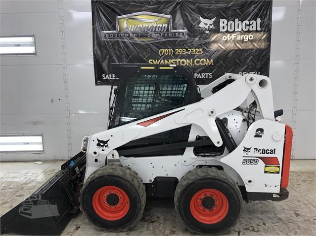 2018 BOBCAT S650 For Sale In FARGO, North Dakota