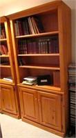 Nice Solid Pine Bookshelf