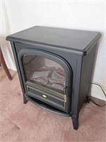 Electric DIMPLEX Faux Fireplace Air Heater