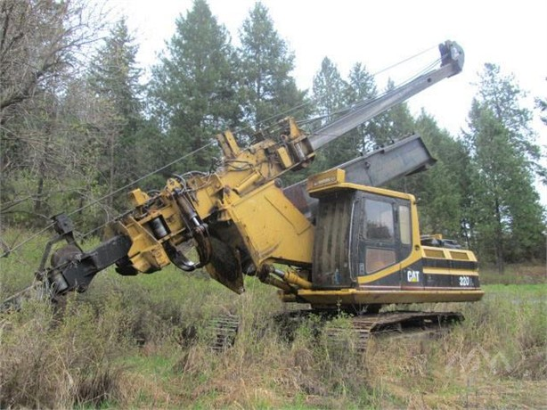Delimbers Logging Equipment For Sale From The Equipment