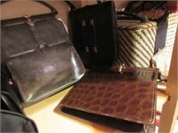 Grouping of Vintage Ladies Evening Purses