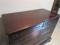 Early Wooden Dresser