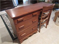 Solid Maple VILAS Desk and Chair