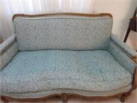 Antique French Provincial Sofa