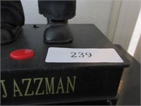 """Whimsical Singing """"The Jazzman"""" Character"""