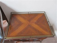 Antique Mid-Century Side Table