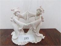 Antique German Bisque SCAHFER & VATER Figurine