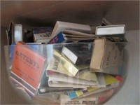 Large Lot of Matches