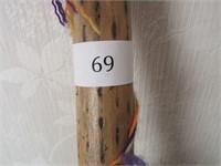 Northern Chilean Dried Cactus Rainstick