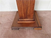Solid Wooden Plant Stand- 2.5' Tall