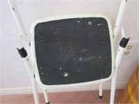 Pair of Quality COSCO Steppers