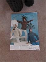 Grouping of Knitting Supplies- Needles, Yarn, Etc.