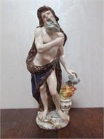 RARE Antique Porcelain MEISSEN Figurine