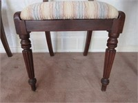 Early Wooden Antique Chair