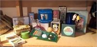Lot of Various Giftware- Mugs, Figurines, Etc.