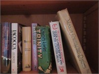 Large Lot of Various Books