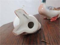Lot of 3 Porcelain BESWICK Duck Figurines