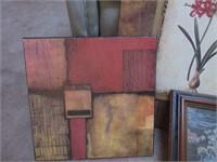 Lot of 3 Nice Decorative Art Pieces