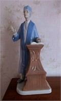 Religious Porcelain Figurine- Made in Spain
