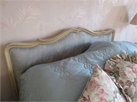 Shabby Chic Double Bedframe with Mattress
