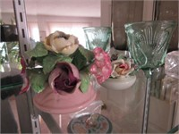 Lot of Vintage Porcleain and Glass Pieces