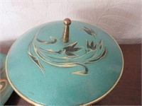 Hand Painted Oriental Style Decorative Pieces