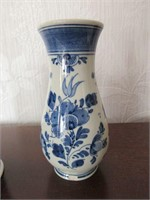 Grouping of 3 Antique Porcelain Vases