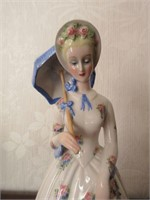 Porcelain Religious Figurine