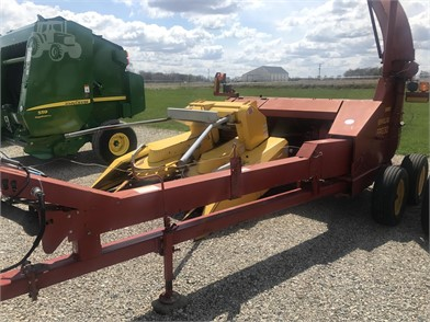 New Holland Forage Harvesters For Sale In Westphalia