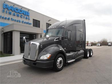 KENWORTH T680 Heavy Duty Trucks For Sale In Illinois - 101