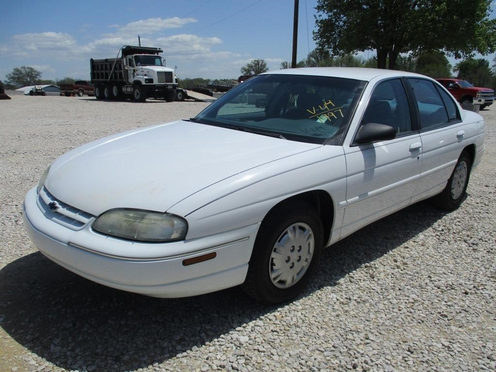 1997 chevrolet lumina base graber auctions 1997 chevrolet lumina base graber