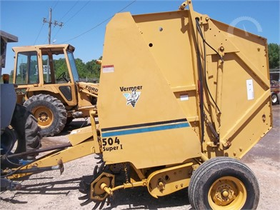 VERMEER Round Balers Auction Results - 234 Listings