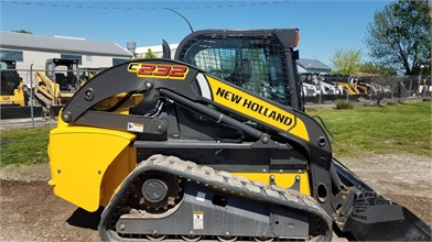 New Holland Construction Equipment For Sale In Cape Girardeau