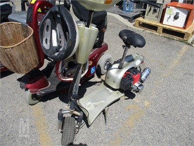 ef42fe786 Gas Scooter Outdoors Auction Results - 1 Listings | MarketBook.bz ...
