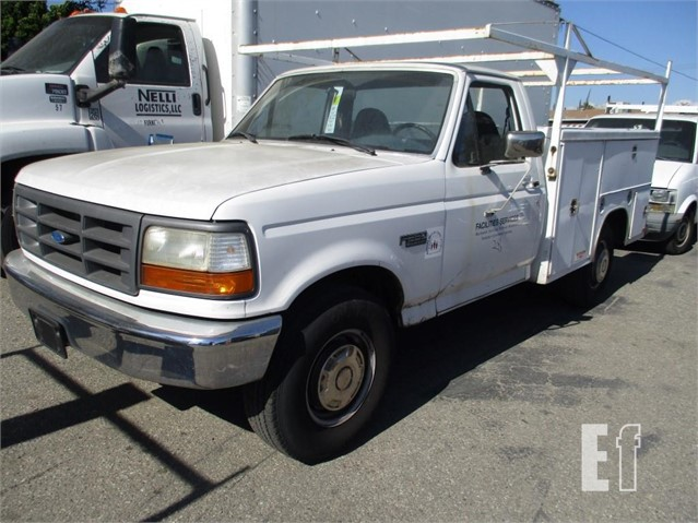Lot 720 1997 Ford F250 Xl For Sale In Fontana California