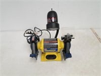 "Lincoln Tool Master 6"" Bench Grinder"