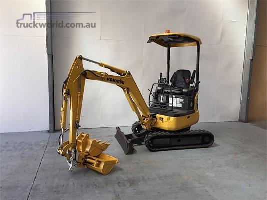 0 Komatsu PC18MR-3 - Heavy Machinery for Sale