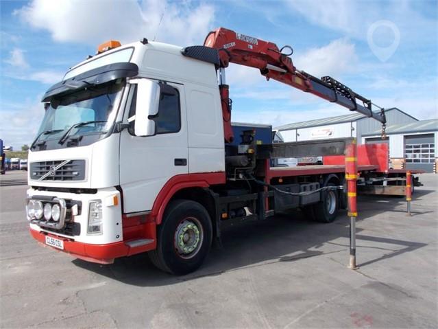 4e07885e8b 2007 VOLVO FM12.440 at TruckLocator.co.uk ...