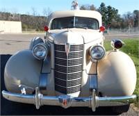 1937 Henney - Oldsmobile Ambulance | Robbie's Auction Service