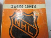 1968-69 NHL Guide and Turk Broda Book