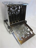Antique Metal Toaster
