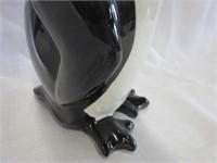 Porcelain Penquin Figurine