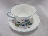 Porcelain SHELLEY Tea Cup