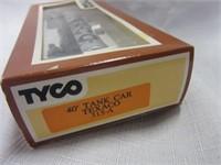 TYCO Scale Model TEXACO 40' Tank Car